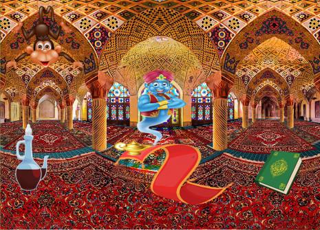 ¡Escápate al sol en el mes de Irán!